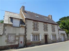 Maison bourg de louannec